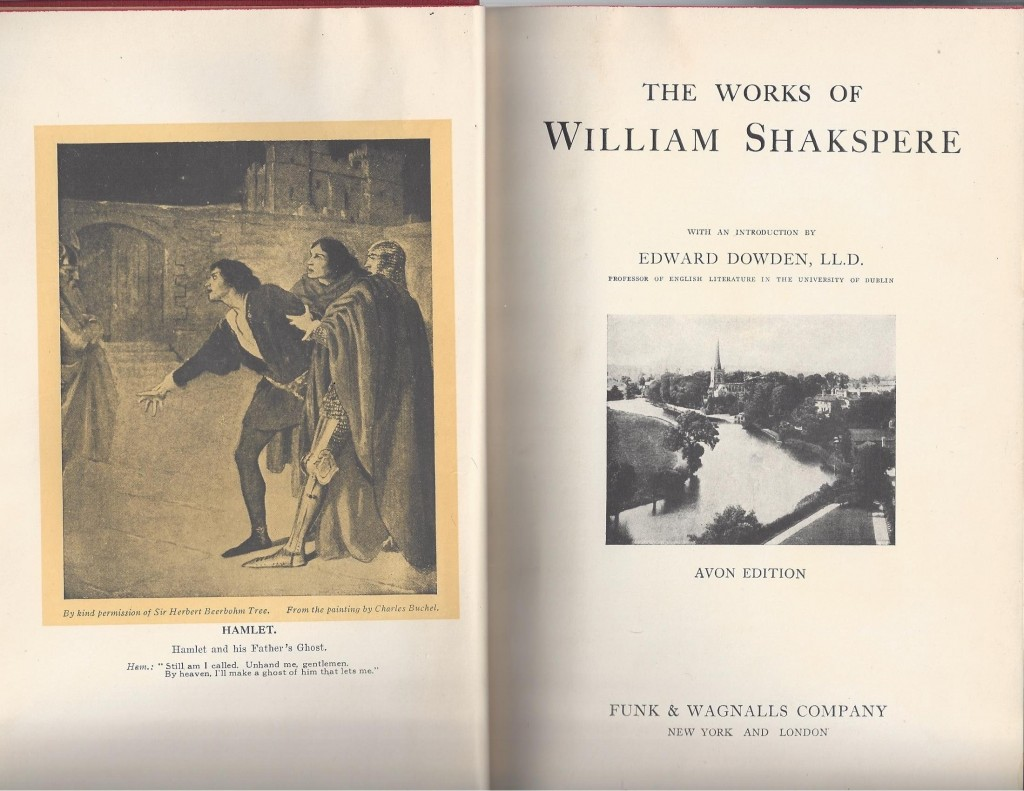 Works of Shakspere